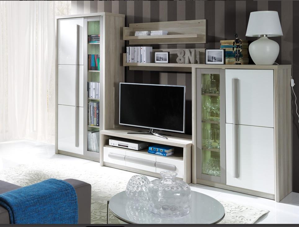 Moderní obývací stěna Romba A