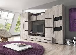 Velká obývací stěna Sante 300cm - Inspirace a fotogalerie