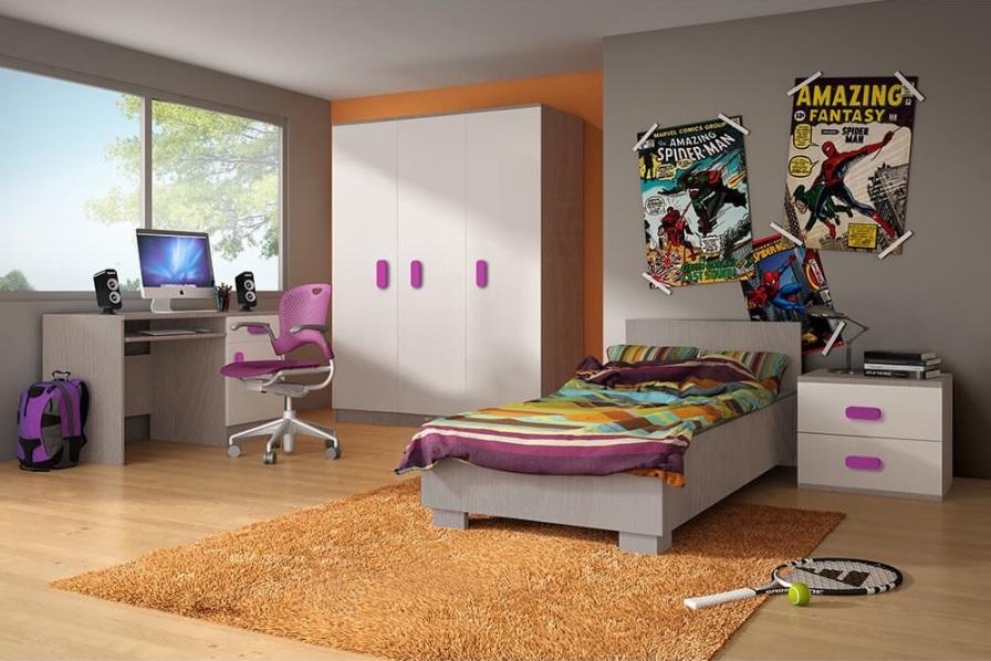 Dětský pokoj Stone E - Inspirace a fotogalerie