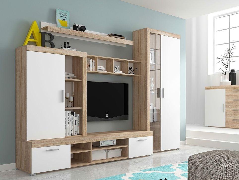 Moderní obývací stěna Teleco