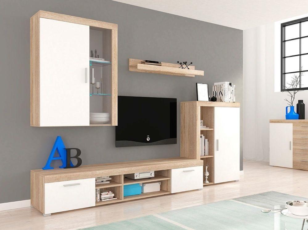 Moderní obývací stěna Teleco II