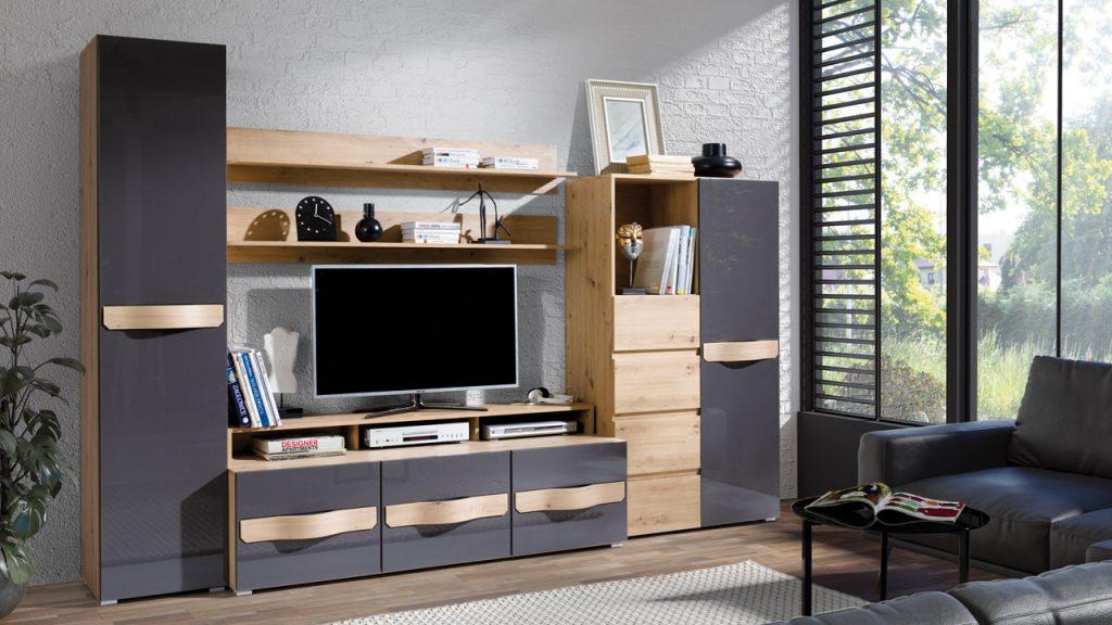Moderní obývací stěna Trasco A