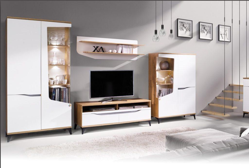 Moderní obývací stěna Trento A