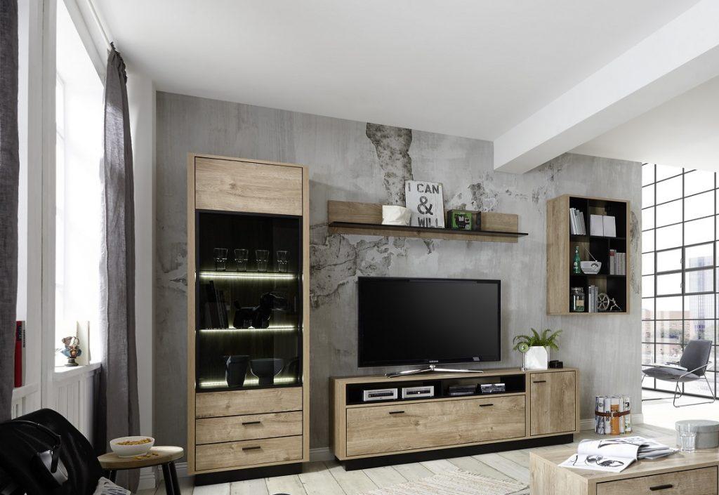 Moderní bytový nábytek Weber A