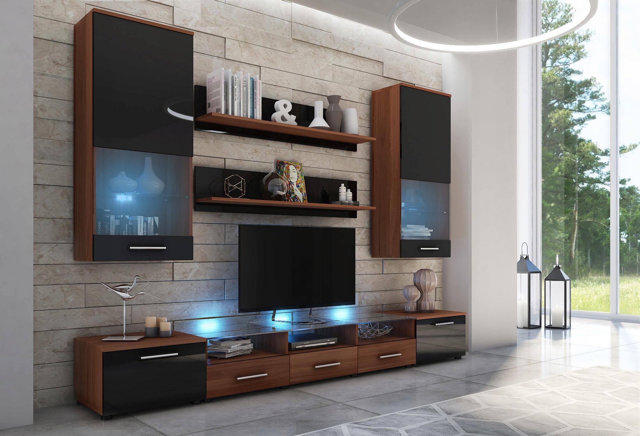 Moderní obývací stěna Centaur 02