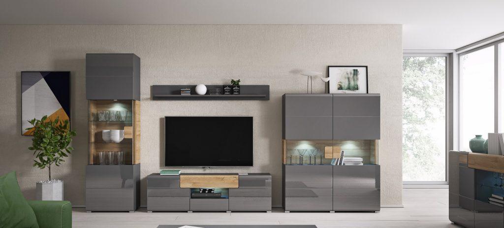 Luxusní bytový nábytek Terto sestava A - Inspirace a fotogalerie