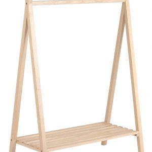 Dřevěný dětský věšák LaForma Maralis 148 x 99 cm - Výška148 cm- Šířka 99 cm