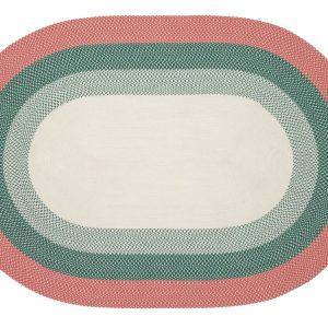 Venkovní barevný látkový koberec LaForma Dalila 160 x 230 cm - Výška1 cm- Šířka 160 cm