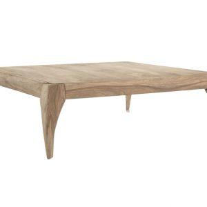 Dubový konferenční stolek Miotto Breneta 70 x 70 cm - Šířka70 cm- Hloubka 70 cm