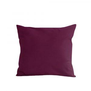 Povlak na polštářek fialový