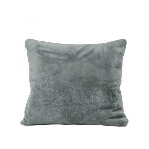 povlak na polštářek Soft šedý