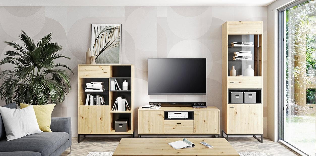 Bytový nábytek Arbes D - Inspirace a fotogalerie