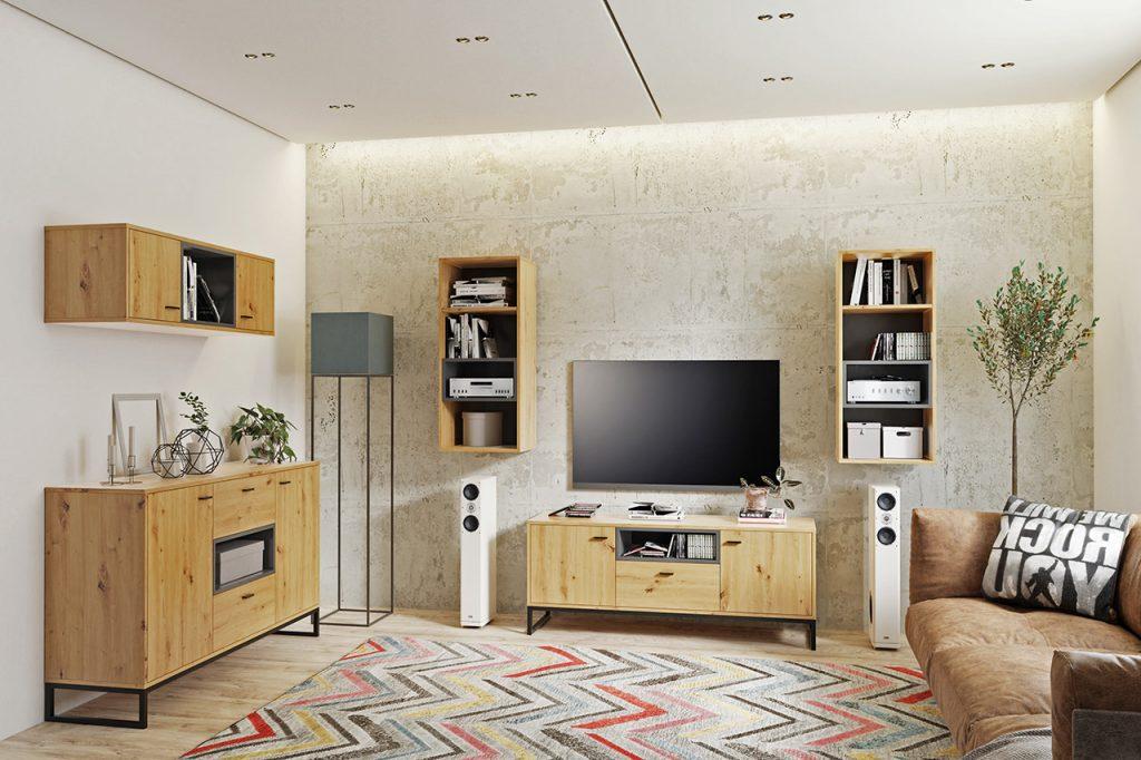 Bytový nábytek Arbes E - Inspirace a fotogalerie