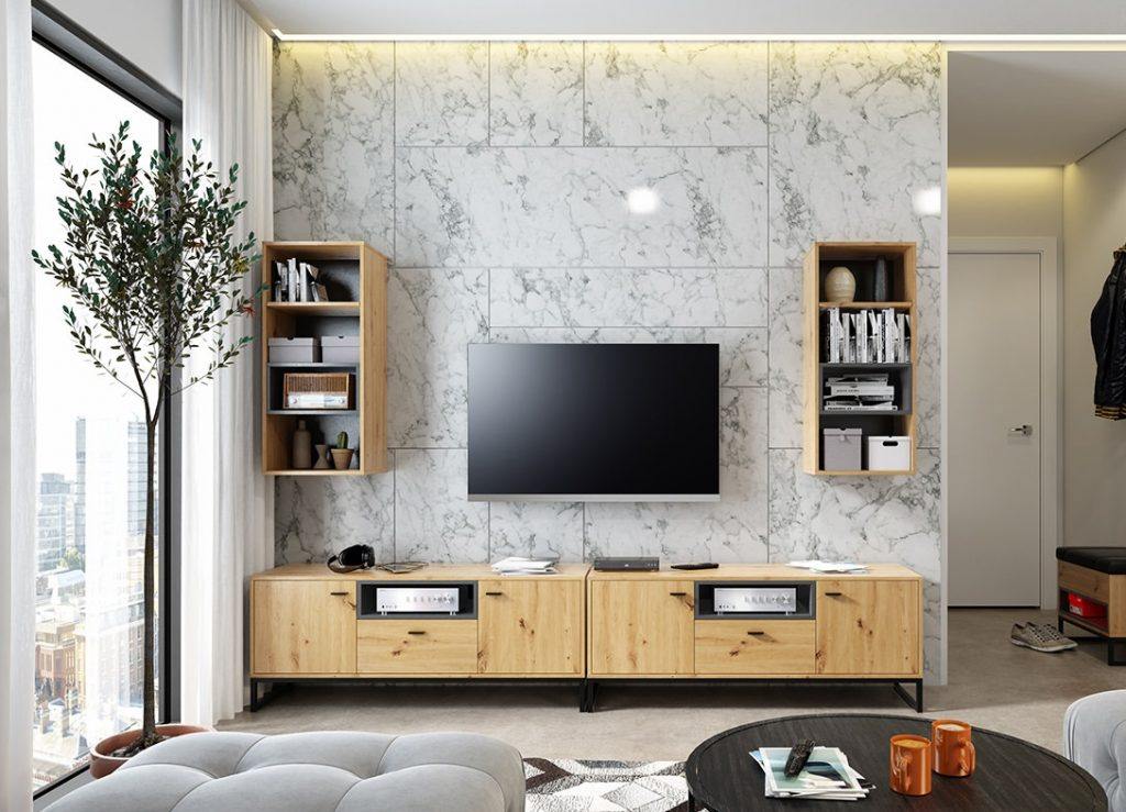 Bytový nábytek Arbes F - Inspirace a fotogalerie