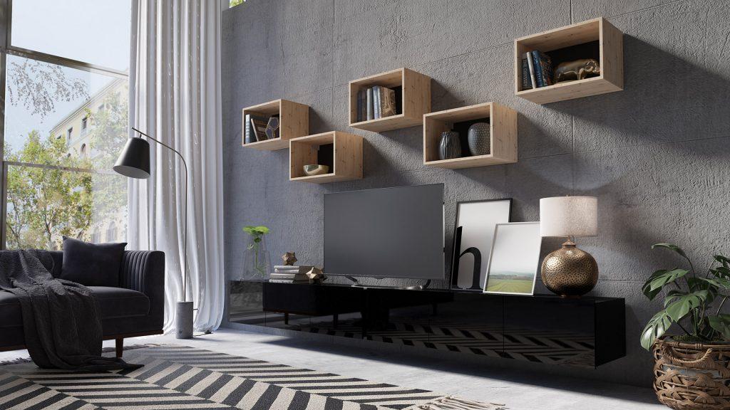 Moderní bytový nábytek Celeste 22 - Inspirace a fotogalerie