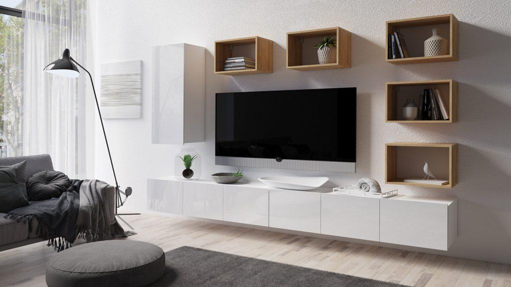 Moderní bytový nábytek Celeste 23 - Inspirace a fotogalerie