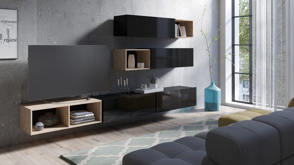 Moderní bytový nábytek Celeste 25 - Inspirace a fotogalerie