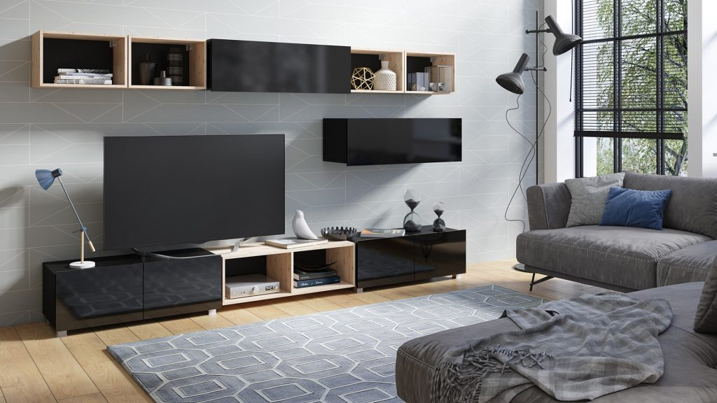 Moderní bytový nábytek Celeste 30 - Inspirace a fotogalerie