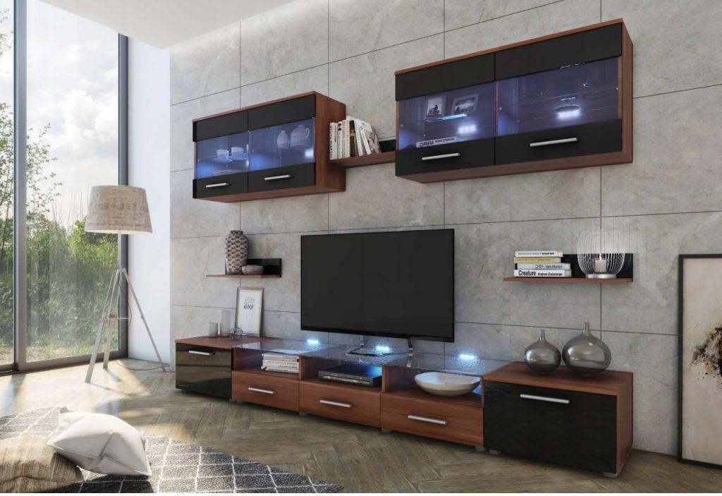 Moderní obývací stěna Centaur 01