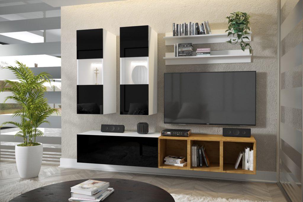 Moderní bytový nábytek Premio D