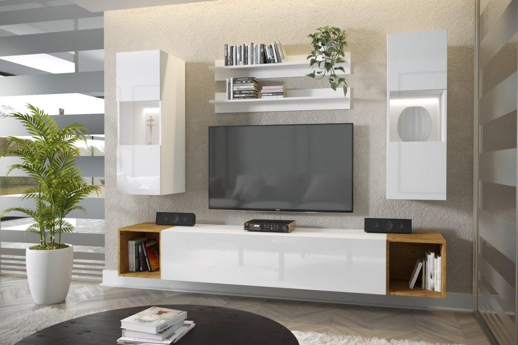 Moderní bytový nábytek Premio E