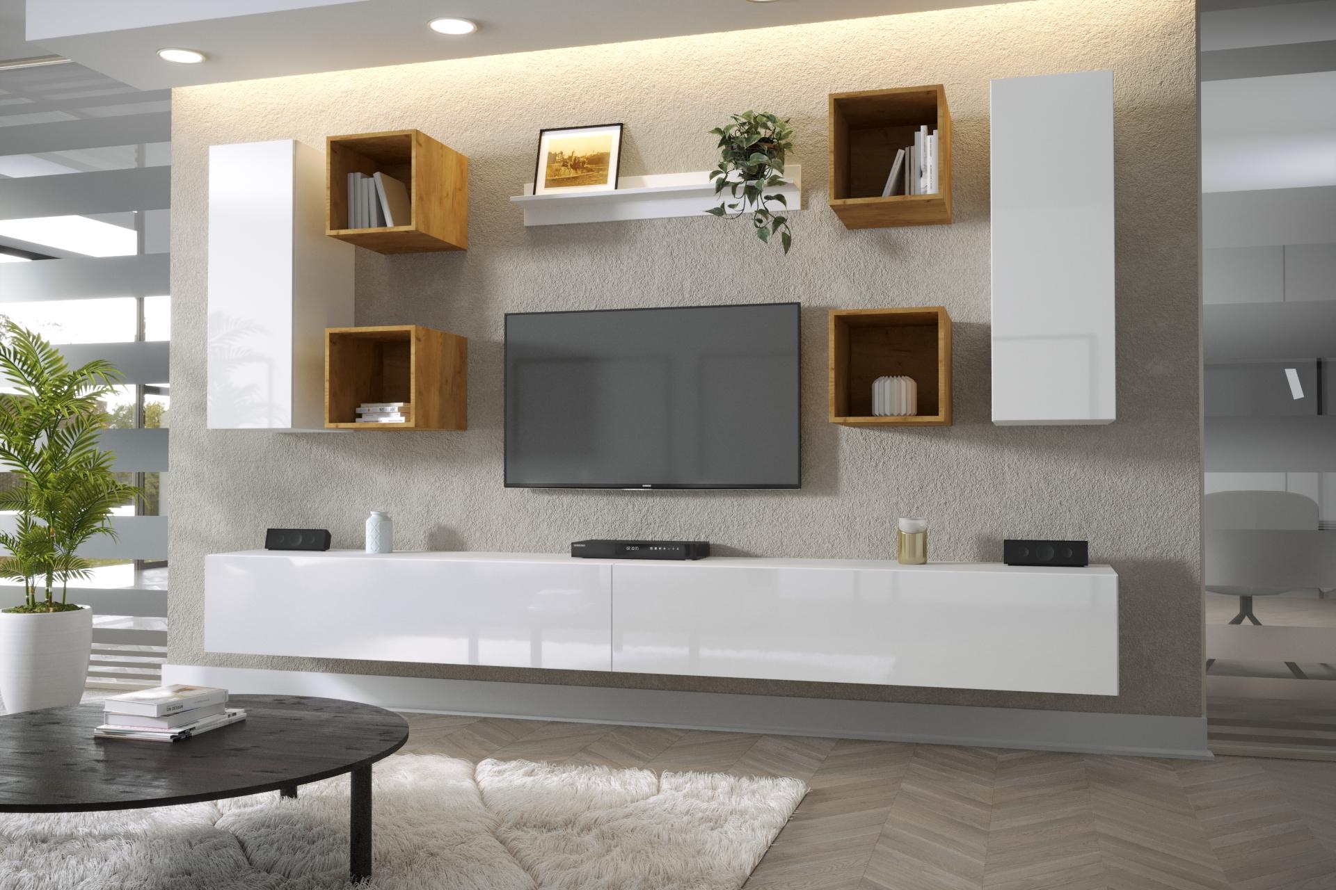 Moderní bytový nábytek Premio F