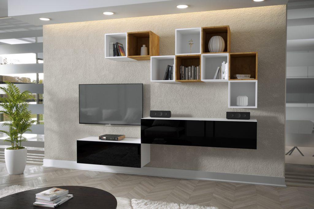 Moderní bytový nábytek Premio M