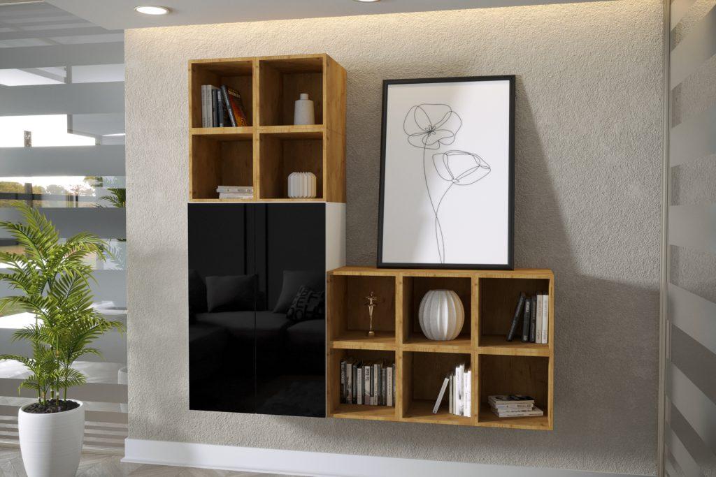 Moderní bytový nábytek Premio O