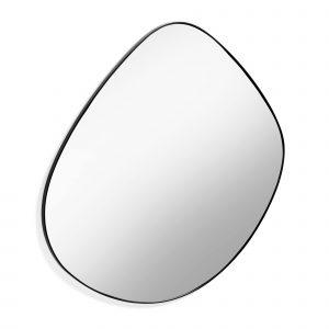 Nástěnné zrcadlo LaForma Anera - Šířka move93 cm- Rám zrcadla move Kov