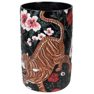 Barevná váza Bold Monkey Songs Of The Night Tiger - Výška39 cm- Průměr move 25 cm