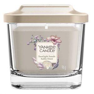 Malá vonná svíčka Yankee Candle Elevation Sunlight Sands - Šířka7
