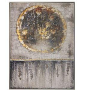 Abstraktní obraz Miotto Kalap 200 x 150 cm - Šířka150 cm- Výška 200 cm