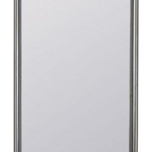 Černé závěsné zrcadlo DUTCHBONE Bradley - Výška move120 cm- Hloubka move 10 cm