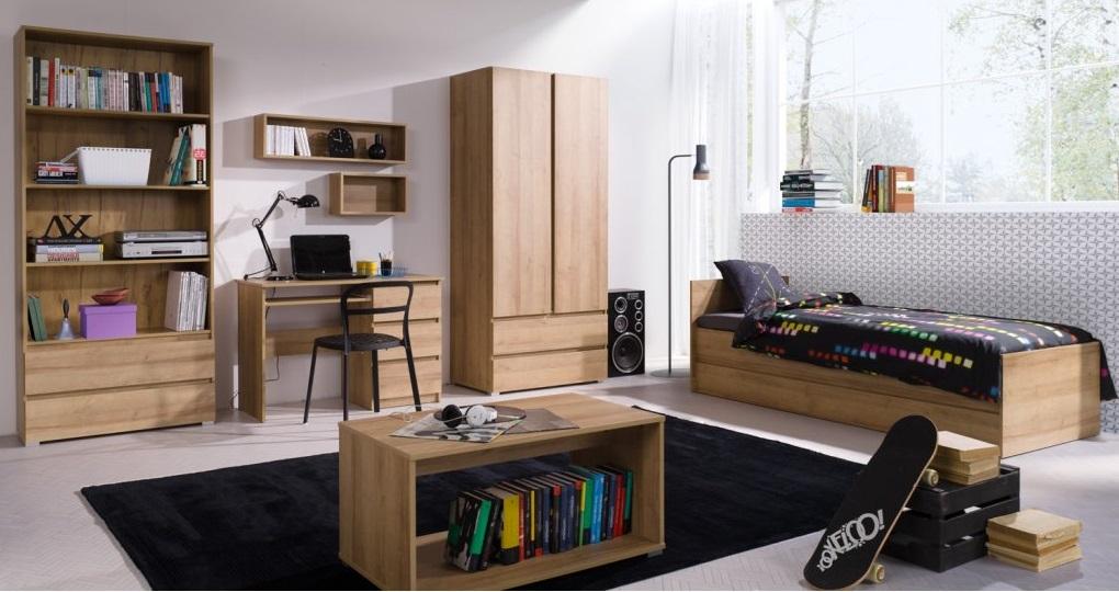 Nábytek do dětského/studentského pokoje Corso E - Inspirace a fotogalerie