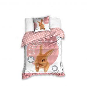 Povlečení bavlna Malý králíček