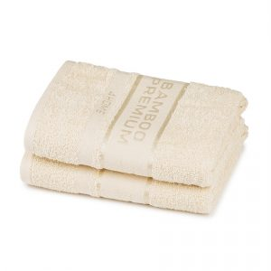 4Home Bamboo Premium ručník krémová