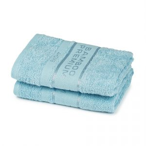 4Home Bamboo Premium ručník světle modrá