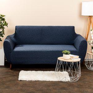 4Home Multielastický potah na sedačku Comfort Plus modrá