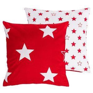 4Home Povlak na polštářek Stars red