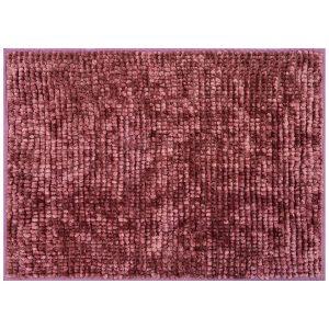 AmeliaHome Koupelnová předložka Bati vínová - Velikost50 x 70 cm- Barva vínová