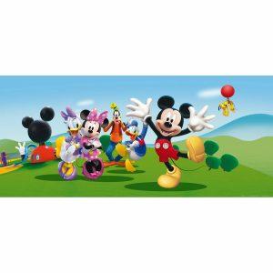 Dětská fototapeta Mickey Mouse a kamarádi