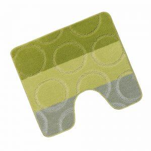 Bellatex Koupel. předložka-AVANGARD 60x50 Zelená - Velikost60 x 50 cm- Barva zelená